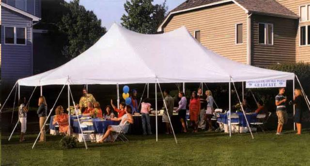 Rent Canopies & Canopy Packages