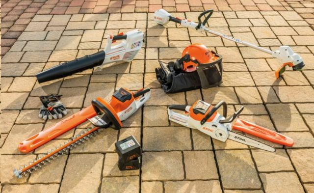 Stihl Battery-Powered Equipment Sales in Worcester and Framingham
