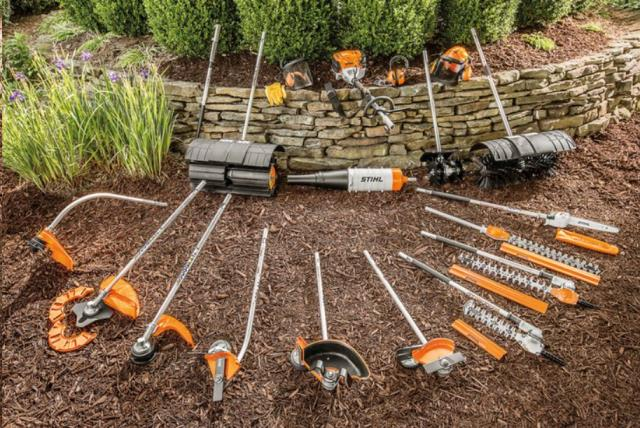 Stihl Kombisystem Attachments in Worcester and Framingham