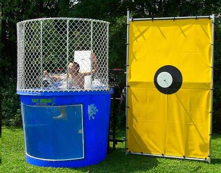 Rent Dunk Tanks